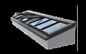 Pultdach und Wandpultdach für flache Dächer