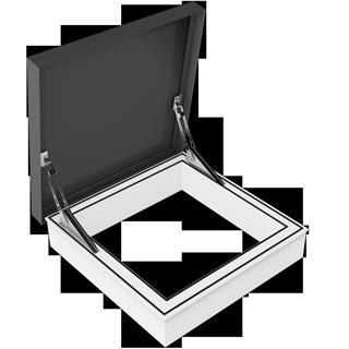SkyVision ACCESS - das Dachausstiegsfenster für Servicearbeiten