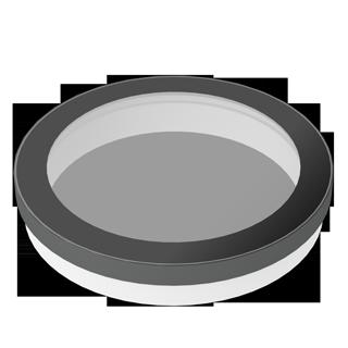 SkyVision CIRCULAR – rundes, festverglastes Oberlicht