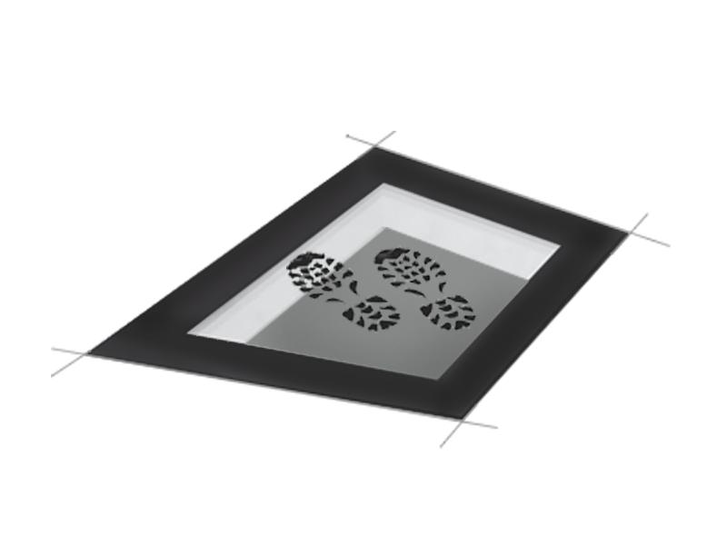 SkyVision WALK-ON FREE: das begehbarere Oberlicht in frei wählbarer Form